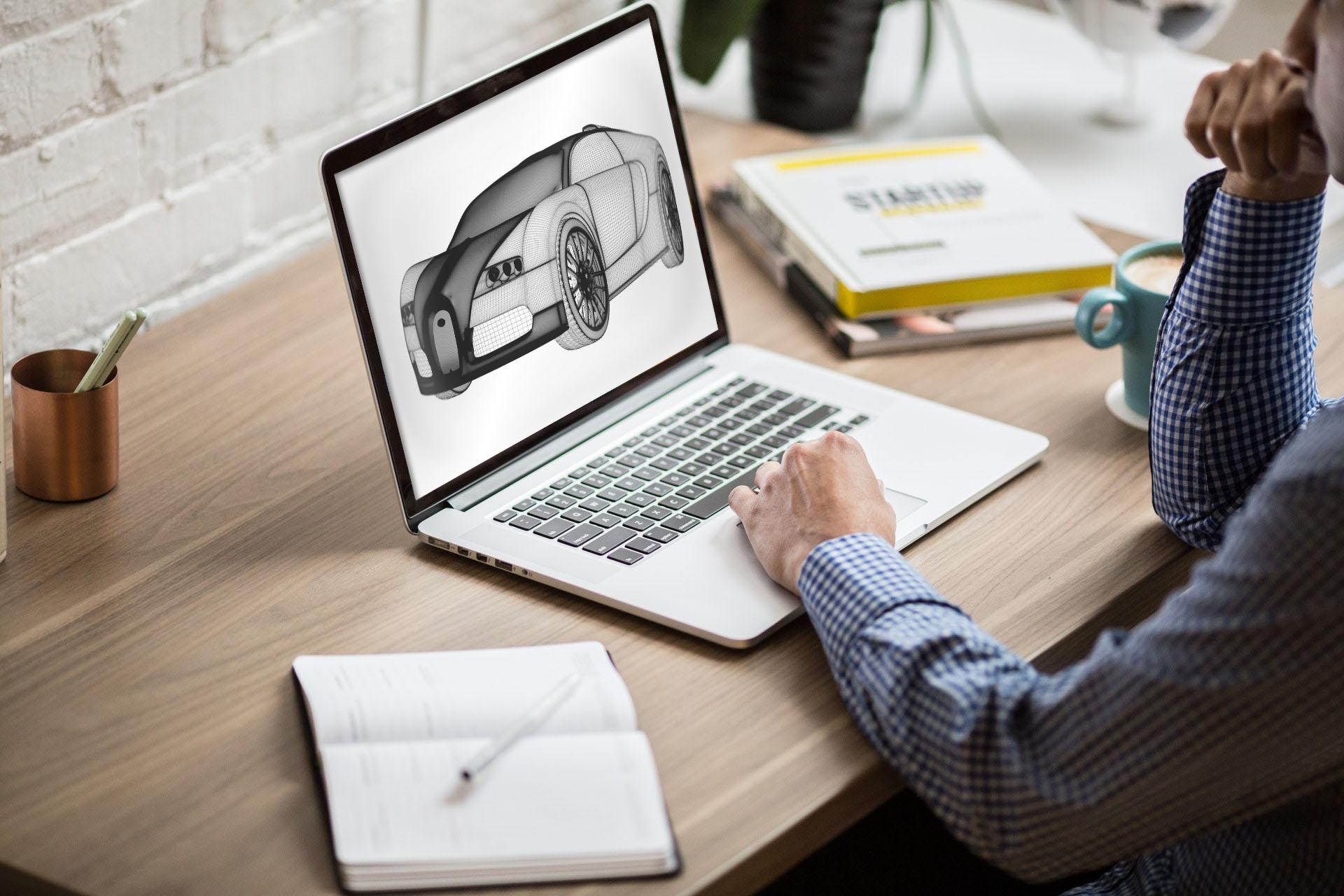 CAD-konstruktör inriktning industri