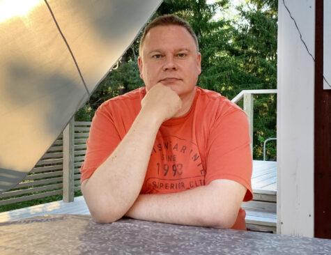 Ronnie Faltin Utbildningsledare | Mjukvaruutvecklare inom IoT